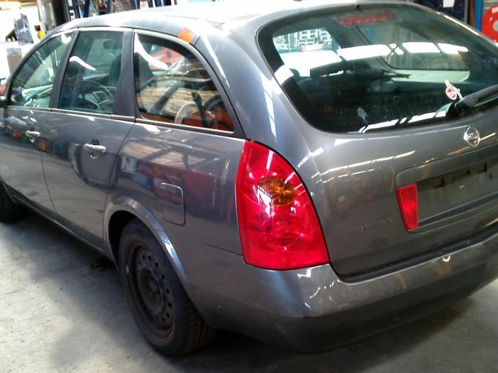 Nissan Primera Wagon (W12) 1.8 16V (klik op de afbeelding voor de volgende foto)