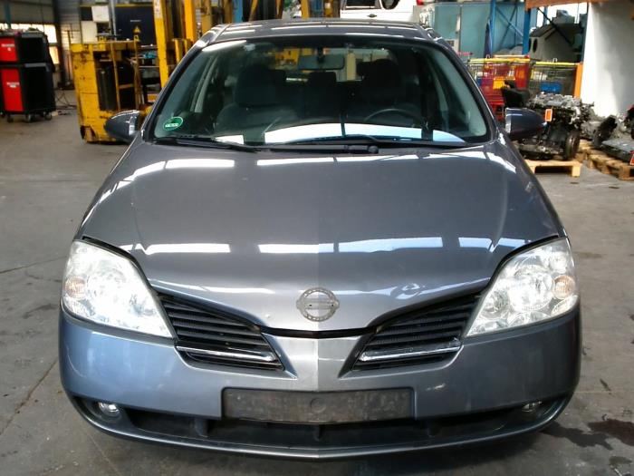 Nissan Primera Wagon (W12) 1.8 16V (klik op de afbeelding voor de volgende foto)  (klik op de afbeelding voor de volgende foto)  (klik op de afbeelding voor de volgende foto)  (klik op de afbeelding voor de volgende foto)  (klik op de afbeelding voor de volgende foto)  (klik op de afbeelding voor de volgende foto)