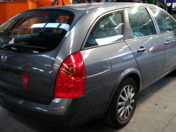 Nissan Primera Wagon (W12) 1.8 16V (klik op de afbeelding voor de volgende foto)  (klik op de afbeelding voor de volgende foto)  (klik op de afbeelding voor de volgende foto)