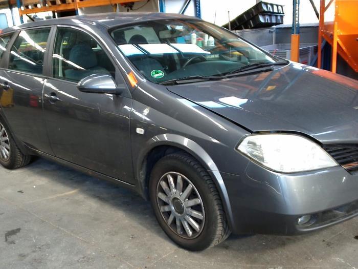 Nissan Primera Wagon (W12) 1.8 16V (klik op de afbeelding voor de volgende foto)  (klik op de afbeelding voor de volgende foto)  (klik op de afbeelding voor de volgende foto)  (klik op de afbeelding voor de volgende foto)  (klik op de afbeelding voor de volgende foto)