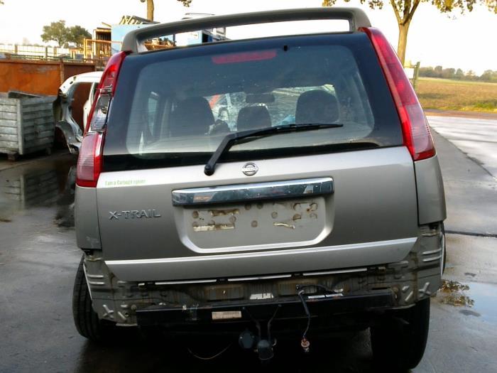Nissan X-Trail (T30) 2.5 16V 4x4 (klik op de afbeelding voor de volgende foto)  (klik op de afbeelding voor de volgende foto)