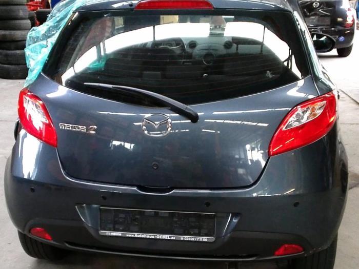 Mazda 2 (DE) 1.3 16V S-VT High Power (klik op de afbeelding voor de volgende foto)  (klik op de afbeelding voor de volgende foto)