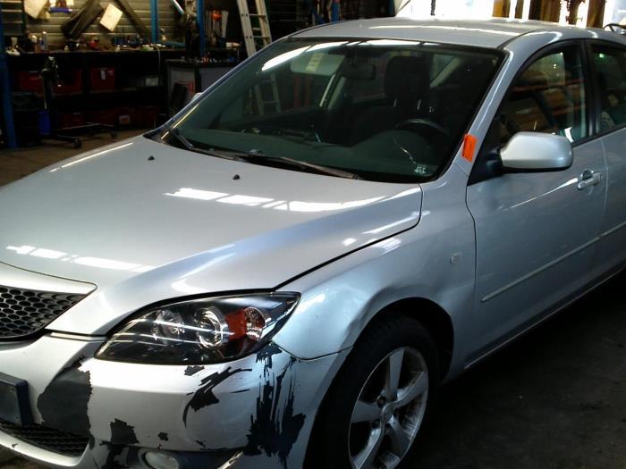 Mazda 3 Sport (BK14) 1.6 CiTD 16V (Klicken Sie auf das Bild für das nächste Foto)  (Klicken Sie auf das Bild für das nächste Foto)  (Klicken Sie auf das Bild für das nächste Foto)  (Klicken Sie auf das Bild für das nächste Foto)  (Klicken Sie auf das Bild für das nächste Foto)