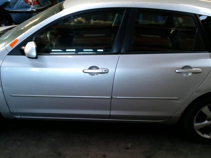 Mazda 3 Sport (BK14) 1.6 CiTD 16V (Klicken Sie auf das Bild für das nächste Foto)  (Klicken Sie auf das Bild für das nächste Foto)  (Klicken Sie auf das Bild für das nächste Foto)  (Klicken Sie auf das Bild für das nächste Foto)