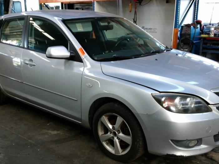 Mazda 3 Sport (BK14) 1.6 CiTD 16V (klik op de afbeelding voor de volgende foto)  (klik op de afbeelding voor de volgende foto)  (klik op de afbeelding voor de volgende foto)