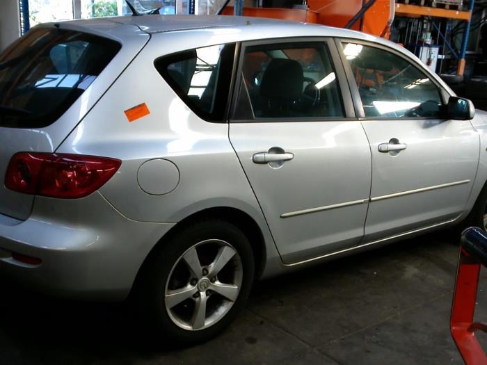 Mazda 3 Sport (BK14) 1.6 CiTD 16V (Klicken Sie auf das Bild für das nächste Foto)  (Klicken Sie auf das Bild für das nächste Foto)