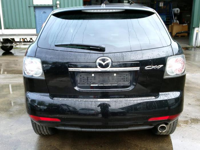 Mazda CX-7 2.2 MZR-CD 16V (Klicken Sie auf das Bild für das nächste Foto)  (Klicken Sie auf das Bild für das nächste Foto)