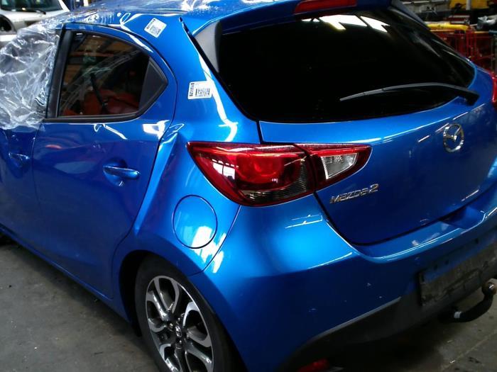Mazda 2 (DJ/DL) 1.5 SkyActiv-G 90 (Klicken Sie auf das Bild für das nächste Foto)