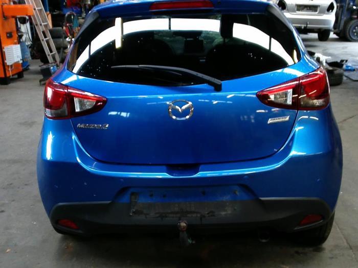 Mazda 2 (DJ/DL) 1.5 SkyActiv-G 90 (Klicken Sie auf das Bild für das nächste Foto)  (Klicken Sie auf das Bild für das nächste Foto)