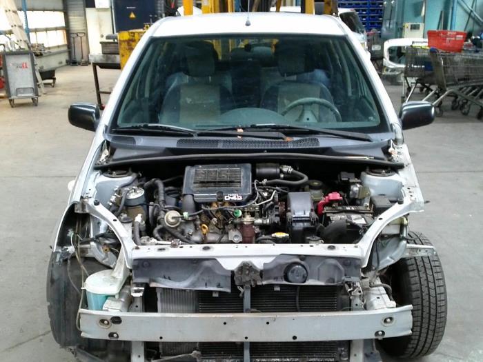 Toyota Yaris (P1) 1.4 D-4D (klik op de afbeelding voor de volgende foto)  (klik op de afbeelding voor de volgende foto)  (klik op de afbeelding voor de volgende foto)  (klik op de afbeelding voor de volgende foto)  (klik op de afbeelding voor de volgende foto)