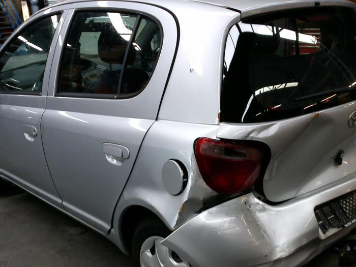 Toyota Yaris (P1) 1.4 D-4D (klik op de afbeelding voor de volgende foto)