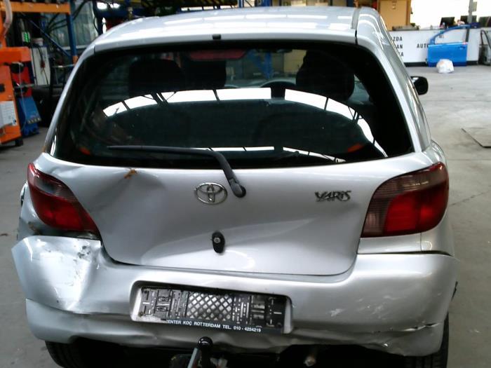Toyota Yaris (P1) 1.4 D-4D (klik op de afbeelding voor de volgende foto)  (klik op de afbeelding voor de volgende foto)