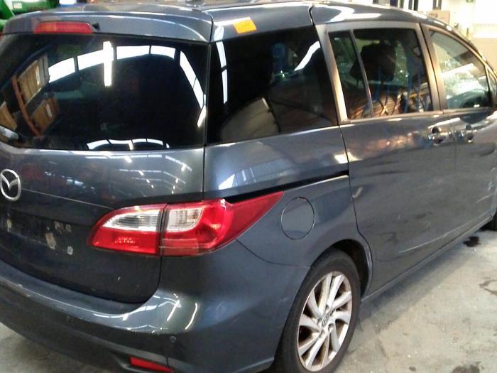 Mazda 5 (CWA9) 1.6 CITD 16V (klik op de afbeelding voor de volgende foto)  (klik op de afbeelding voor de volgende foto)  (klik op de afbeelding voor de volgende foto)