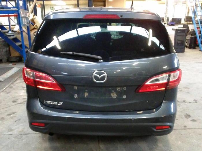 Mazda 5 (CWA9) 1.6 CITD 16V (Klicken Sie auf das Bild für das nächste Foto)  (Klicken Sie auf das Bild für das nächste Foto)