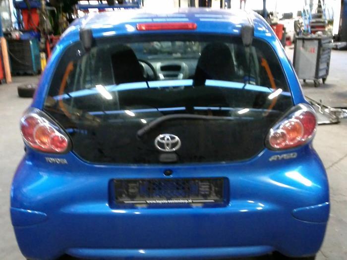 Toyota Aygo (B10) 1.0 12V VVT-i (klik op de afbeelding voor de volgende foto)  (klik op de afbeelding voor de volgende foto)