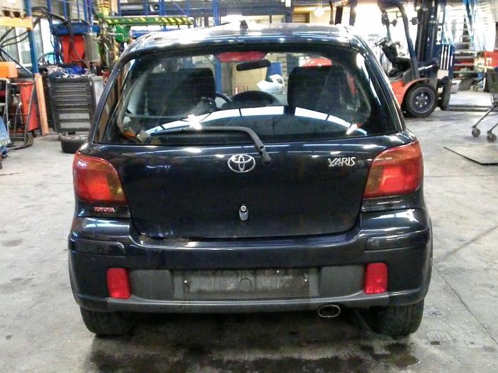 Toyota Yaris (P1) 1.5 T Sport 16V VVT-i (klik op de afbeelding voor de volgende foto)  (klik op de afbeelding voor de volgende foto)