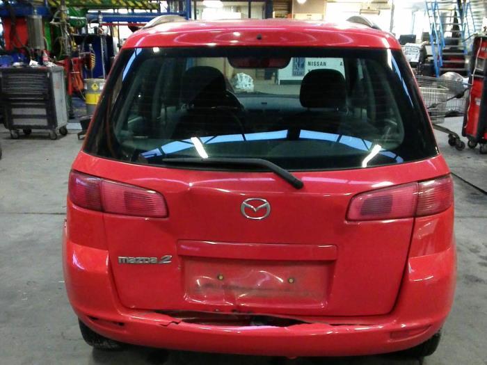 Mazda 2 (NB/NC/ND/NE) 1.25 16V (klik op de afbeelding voor de volgende foto)  (klik op de afbeelding voor de volgende foto)
