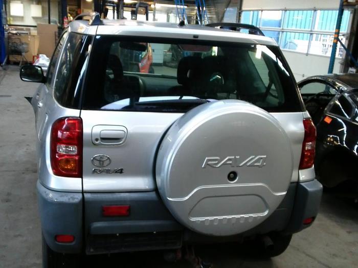 Toyota RAV4 (A2) 1.8 16V VVT-i 4x2 (Klicken Sie auf das Bild für das nächste Foto)  (Klicken Sie auf das Bild für das nächste Foto)