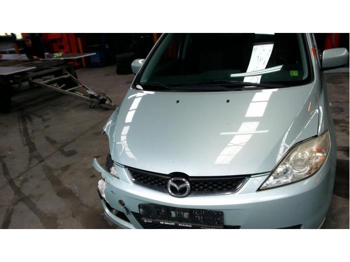 Mazda 5 (CR19) 1.8i 16V 2005 Raammechaniek 4Deurs links-achter (klik op de afbeelding voor de volgende foto)