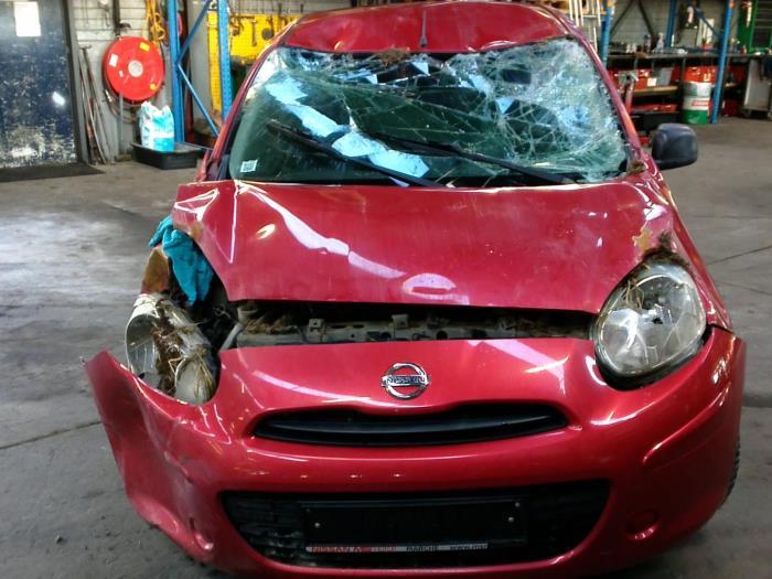 Nissan Micra (K13) 1.2 12V (klik op de afbeelding voor de volgende foto)  (klik op de afbeelding voor de volgende foto)  (klik op de afbeelding voor de volgende foto)  (klik op de afbeelding voor de volgende foto)  (klik op de afbeelding voor de volgende foto)  (klik op de afbeelding voor de volgende foto)