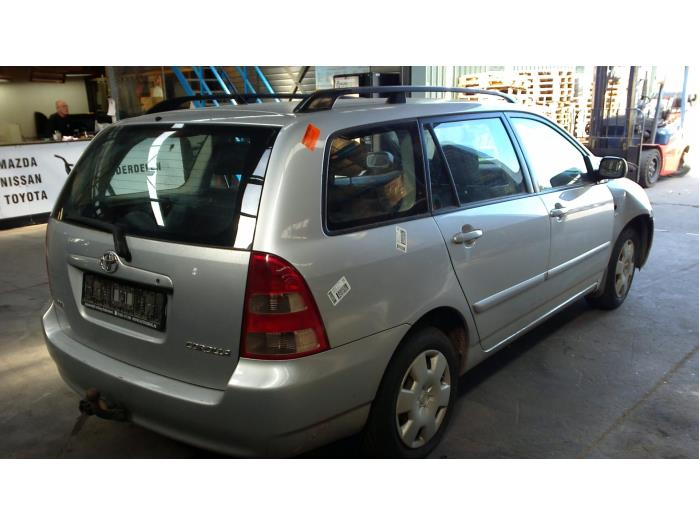 Toyota Corolla Wagon (E12) 1.6 16V VVT-i (Klicken Sie auf das Bild für das nächste Foto)  (Klicken Sie auf das Bild für das nächste Foto)  (Klicken Sie auf das Bild für das nächste Foto)