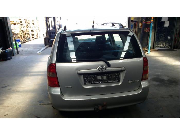 Toyota Corolla Wagon (E12) 1.6 16V VVT-i (Klicken Sie auf das Bild für das nächste Foto)  (Klicken Sie auf das Bild für das nächste Foto)