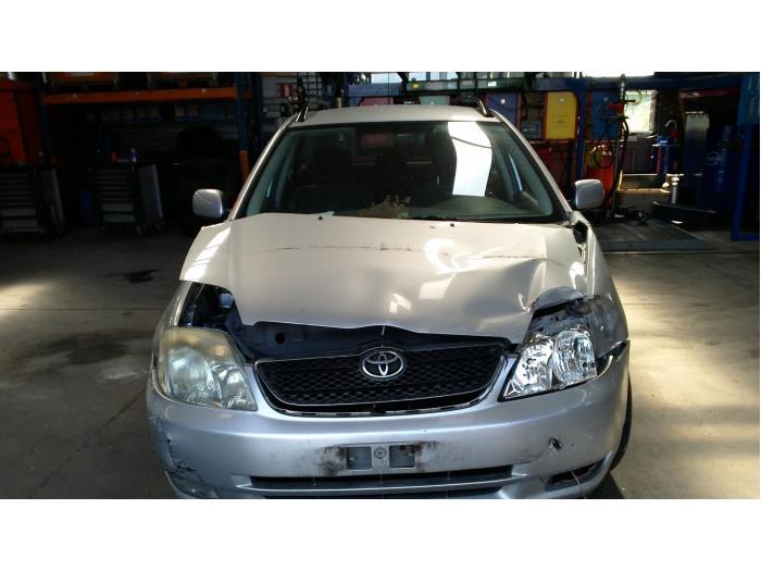 Toyota Corolla Wagon (E12) 1.6 16V VVT-i (Klicken Sie auf das Bild für das nächste Foto)  (Klicken Sie auf das Bild für das nächste Foto)  (Klicken Sie auf das Bild für das nächste Foto)  (Klicken Sie auf das Bild für das nächste Foto)  (Klicken Sie auf das Bild für das nächste Foto)  (Klicken Sie auf das Bild für das nächste Foto)