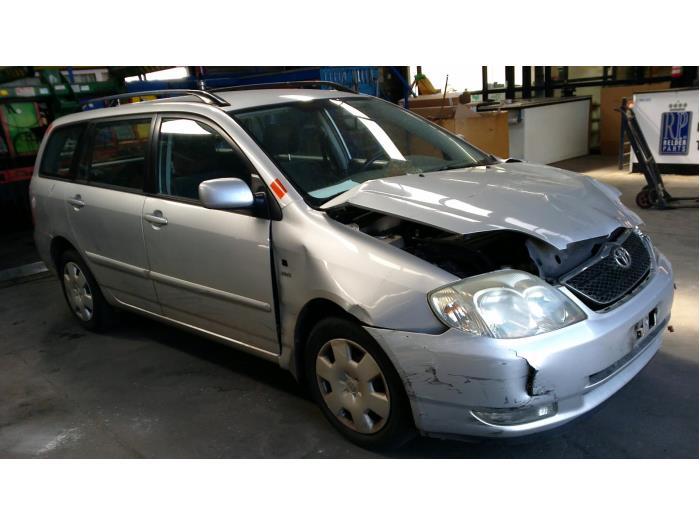 Toyota Corolla Wagon (E12) 1.6 16V VVT-i (Klicken Sie auf das Bild für das nächste Foto)  (Klicken Sie auf das Bild für das nächste Foto)  (Klicken Sie auf das Bild für das nächste Foto)  (Klicken Sie auf das Bild für das nächste Foto)  (Klicken Sie auf das Bild für das nächste Foto)