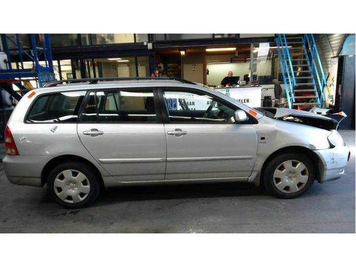 Toyota Corolla Wagon (E12) 1.6 16V VVT-i (Klicken Sie auf das Bild für das nächste Foto)  (Klicken Sie auf das Bild für das nächste Foto)  (Klicken Sie auf das Bild für das nächste Foto)  (Klicken Sie auf das Bild für das nächste Foto)