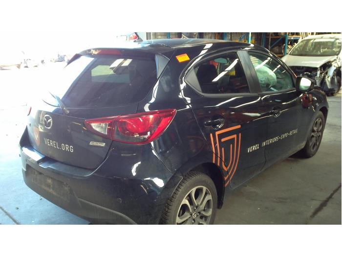 Mazda 2 (DJ/DL) 1.5 SkyActiv-G 90 (Klicken Sie auf das Bild für das nächste Foto)  (Klicken Sie auf das Bild für das nächste Foto)  (Klicken Sie auf das Bild für das nächste Foto)