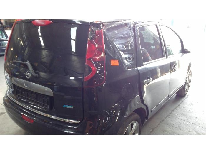 Nissan Note (E11) 1.4 16V (klik op de afbeelding voor de volgende foto)  (klik op de afbeelding voor de volgende foto)  (klik op de afbeelding voor de volgende foto)
