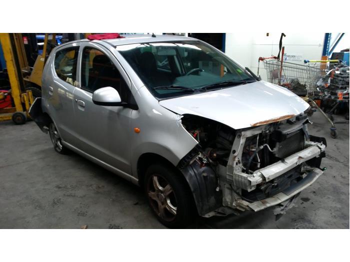 Nissan Pixo (D31S) 1.0 12V (Klicken Sie auf das Bild für das nächste Foto)  (Klicken Sie auf das Bild für das nächste Foto)  (Klicken Sie auf das Bild für das nächste Foto)  (Klicken Sie auf das Bild für das nächste Foto)  (Klicken Sie auf das Bild für das nächste Foto)