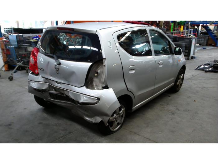 Nissan Pixo (D31S) 1.0 12V (Klicken Sie auf das Bild für das nächste Foto)  (Klicken Sie auf das Bild für das nächste Foto)  (Klicken Sie auf das Bild für das nächste Foto)