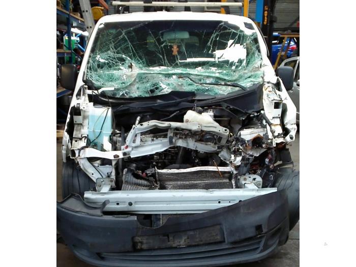 Nissan NV 200 Evalia (M20M) 1.5 dCi 90 2014 Achterpoot rechts (klik op de afbeelding voor de volgende foto)