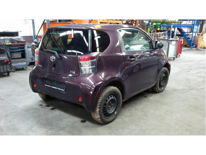 Toyota iQ 1.0 12V VVT-i (Klicken Sie auf das Bild für das nächste Foto)  (Klicken Sie auf das Bild für das nächste Foto)  (Klicken Sie auf das Bild für das nächste Foto)