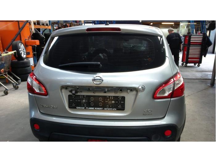 Nissan Qashqai (J10) 1.5 dCi (Klicken Sie auf das Bild für das nächste Foto)  (Klicken Sie auf das Bild für das nächste Foto)