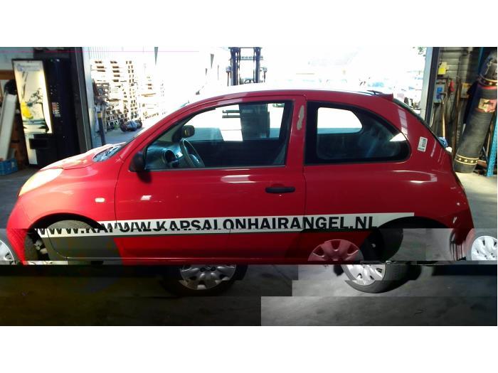 Nissan Micra (K12) 1.2 16V (Klicken Sie auf das Bild für das nächste Foto)  (Klicken Sie auf das Bild für das nächste Foto)  (Klicken Sie auf das Bild für das nächste Foto)  (Klicken Sie auf das Bild für das nächste Foto)  (Klicken Sie auf das Bild für das nächste Foto)  (Klicken Sie auf das Bild für das nächste Foto)  (Klicken Sie auf das Bild für das nächste Foto)
