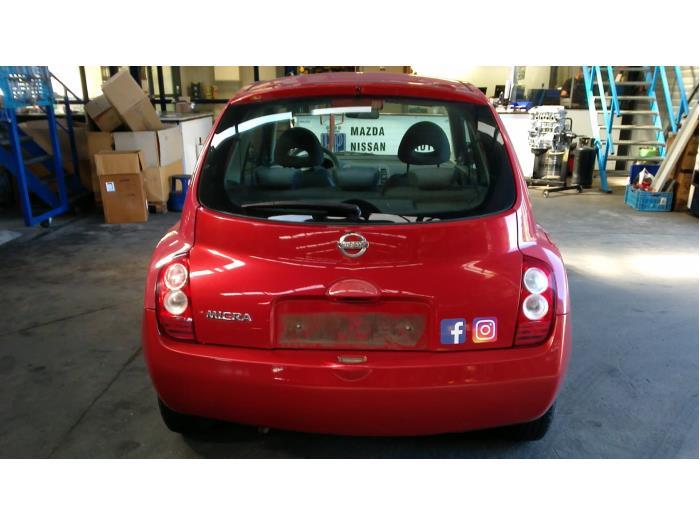 Nissan Micra (K12) 1.2 16V (Klicken Sie auf das Bild für das nächste Foto)  (Klicken Sie auf das Bild für das nächste Foto)