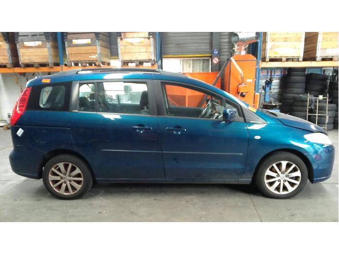 Mazda 5 (CR19) 1.8i 16V (klik op de afbeelding voor de volgende foto)  (klik op de afbeelding voor de volgende foto)  (klik op de afbeelding voor de volgende foto)  (klik op de afbeelding voor de volgende foto)