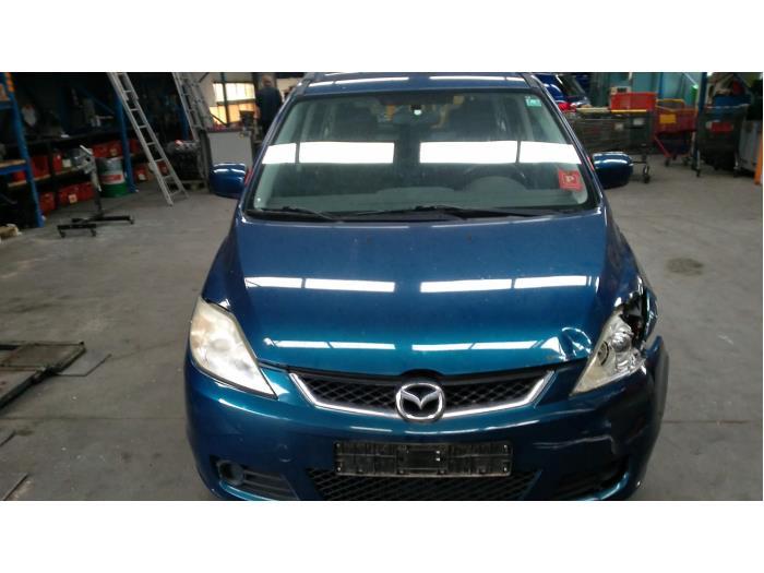 Mazda 5 (CR19) 1.8i 16V (klik op de afbeelding voor de volgende foto)  (klik op de afbeelding voor de volgende foto)  (klik op de afbeelding voor de volgende foto)  (klik op de afbeelding voor de volgende foto)  (klik op de afbeelding voor de volgende foto)  (klik op de afbeelding voor de volgende foto)