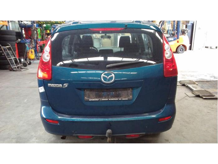 Mazda 5 (CR19) 1.8i 16V (klik op de afbeelding voor de volgende foto)  (klik op de afbeelding voor de volgende foto)