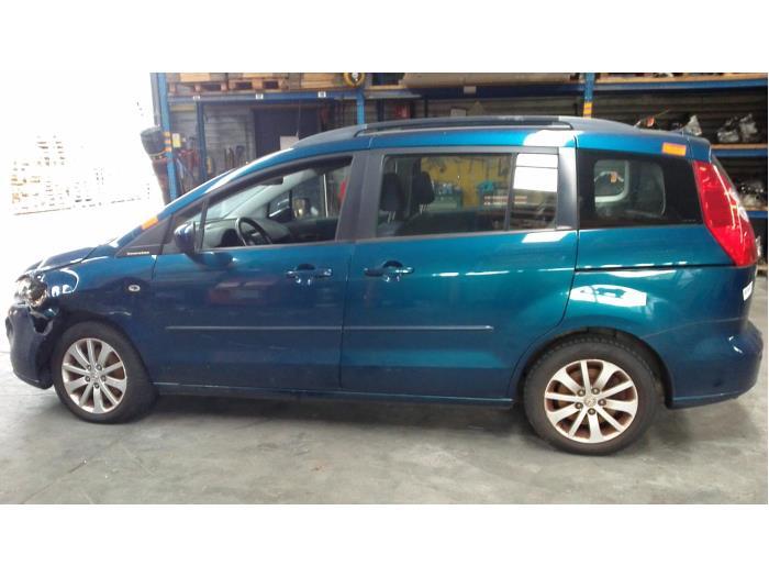 Mazda 5 (CR19) 1.8i 16V (klik op de afbeelding voor de volgende foto)  (klik op de afbeelding voor de volgende foto)  (klik op de afbeelding voor de volgende foto)  (klik op de afbeelding voor de volgende foto)  (klik op de afbeelding voor de volgende foto)  (klik op de afbeelding voor de volgende foto)  (klik op de afbeelding voor de volgende foto)