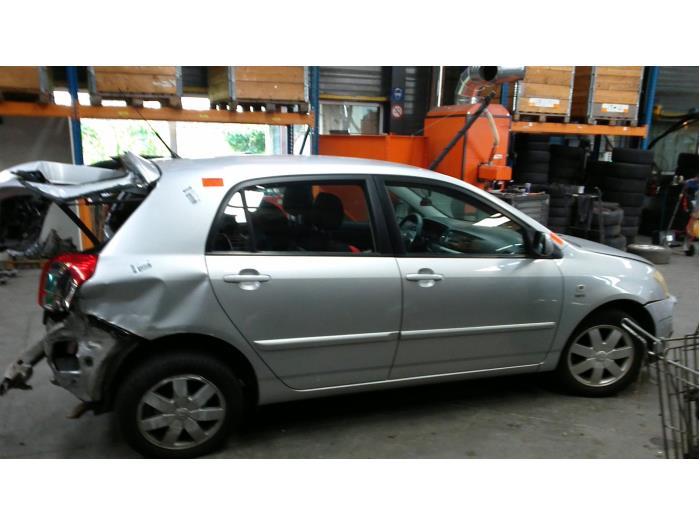 Toyota Corolla (E12) 1.6 16V VVT-i 2003 Airbag links (Stuur) (klik op de afbeelding voor de volgende foto)