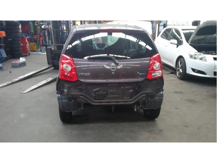 Nissan Pixo (D31S) 1.0 12V (Klicken Sie auf das Bild für das nächste Foto)  (Klicken Sie auf das Bild für das nächste Foto)
