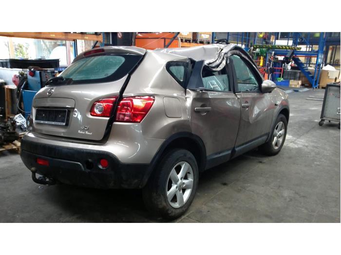 Nissan Qashqai (J10) 1.5 dCi (klik op de afbeelding voor de volgende foto)  (klik op de afbeelding voor de volgende foto)  (klik op de afbeelding voor de volgende foto)