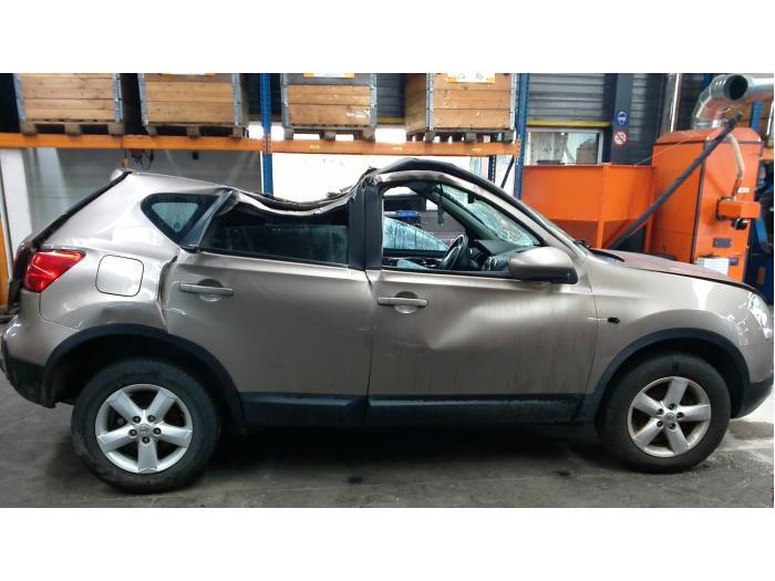 Nissan Qashqai (J10) 1.5 dCi (Klicken Sie auf das Bild für das nächste Foto)  (Klicken Sie auf das Bild für das nächste Foto)  (Klicken Sie auf das Bild für das nächste Foto)  (Klicken Sie auf das Bild für das nächste Foto)