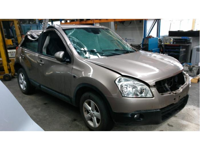 Nissan Qashqai (J10) 1.5 dCi (Klicken Sie auf das Bild für das nächste Foto)  (Klicken Sie auf das Bild für das nächste Foto)  (Klicken Sie auf das Bild für das nächste Foto)  (Klicken Sie auf das Bild für das nächste Foto)  (Klicken Sie auf das Bild für das nächste Foto)