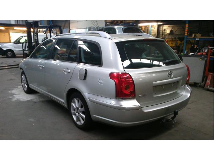 Toyota Avensis Wagon (T25/B1E) 1.8 16V VVT-i (Klicken Sie auf das Bild für das nächste Foto)