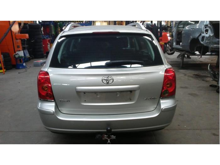 Toyota Avensis Wagon (T25/B1E) 1.8 16V VVT-i (Klicken Sie auf das Bild für das nächste Foto)  (Klicken Sie auf das Bild für das nächste Foto)