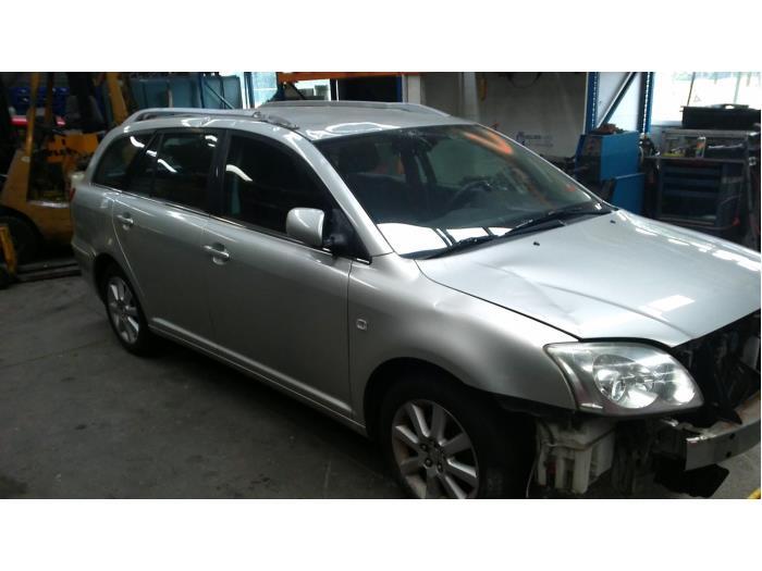 Toyota Avensis Wagon (T25/B1E) 1.8 16V VVT-i (klik op de afbeelding voor de volgende foto)  (klik op de afbeelding voor de volgende foto)  (klik op de afbeelding voor de volgende foto)  (klik op de afbeelding voor de volgende foto)  (klik op de afbeelding voor de volgende foto)